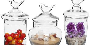 Top 10 Best Glass Apothecary Jars in 2018