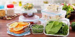 Top 10 Best Glass Food Storage Containers in 2020 – Review