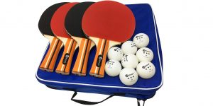 Top 10 Best Ping Pong Paddles in 2018 – Reviews
