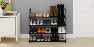 Top 10 Best Shoe racks in 2018 – Reviews – Keep Your Shoes Organized