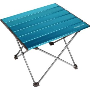 Trekology Portable Camping Side Tables with Aluminum Table