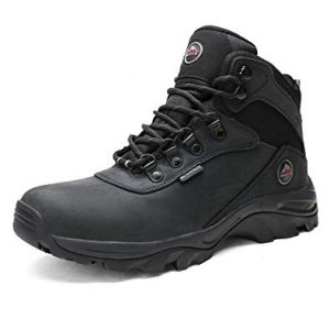 DREAM PAIRS Men's Waterproof Work Boots