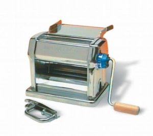 Imperia Pasta Maker Machine, Clamp and Tray