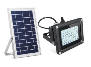 Semintech Solar Flood Lamps 500 Lumens