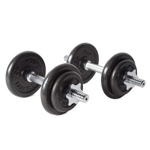 CAP Barbell 40 lb. RSWB-40TP Dumbbell Set