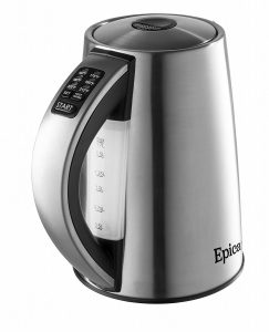 Epica Stainless Steel Cordless Electric Kettle