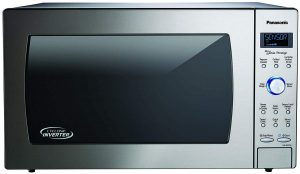 Panasonic NN-SD975S Built-In 1250W Cyclonic Wave Microwave