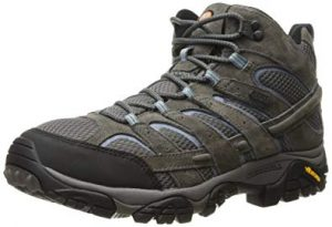 Merrell Women's Waterproof Moab 2 mid Hiking Boot