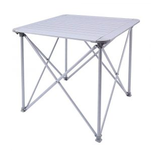KingCamp Aluminum Lightweight Folding Table for Camping