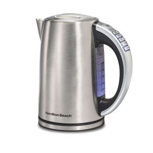 Hamilton Beach 41020Stainless Steel Electric Kettle