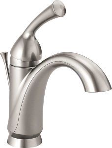 Delta 15999-SS-DST Haywood Bathroom Faucet, Stainless
