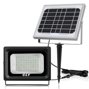 LTE LIGHTING EVEN 60 LED Solar Lights, Outdoor Security Floodlight