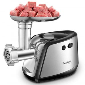 AAOBOSI Upgraded Meat Grinder Electric Food Grinders