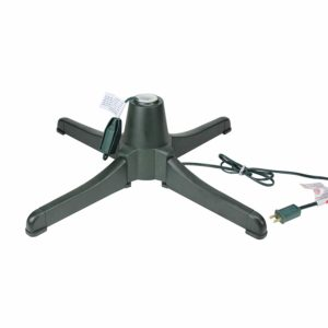 CMI Do it Best Artificial Trees Rotating Tree Stand