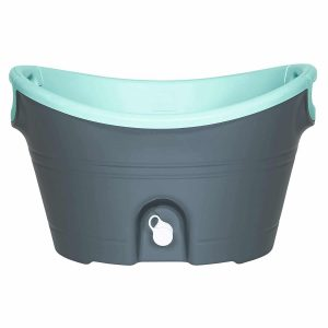 Igloo Insulated 20 quart Party Bucket 18.9 L Green:Translucent