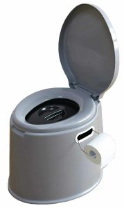 PLAYBERG Portable Toilet for Camping and Hiking