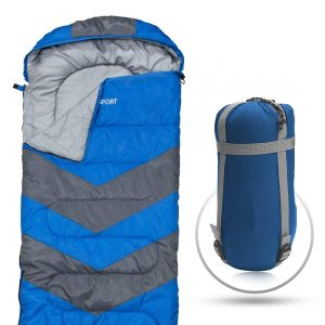 Abco Tech Sleeping Bag Lightweight Portable, Waterproof