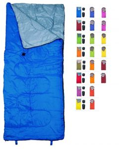 REVALCAMP Sleeping Bag Indoor and Outdoor use