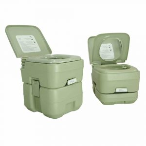 PartySaving Outdoor Camping Boat Portable Toilet Potty