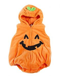 EGELEXY Kids Toddler Baby Pumpkin Costume