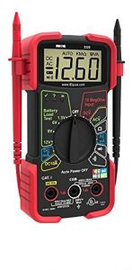 Innova 3320 Digital Auto-Ranging Multimeter