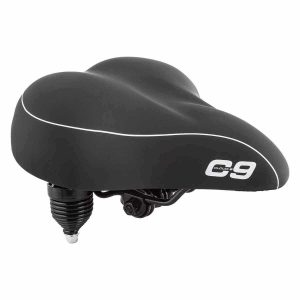Sunlite Cloud-9 Bike Suspension Cruiser Saddle