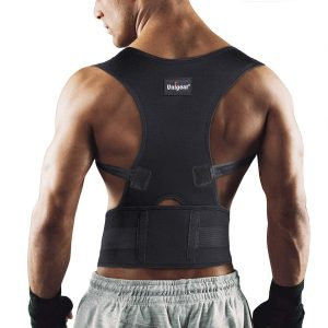 Unigear Brace Back Posture Corrector, for Men and Women