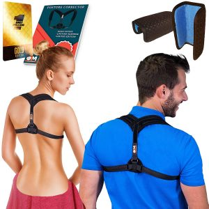 Only1MILLION- Thoracic Kyphosis Brace Posture Corrector