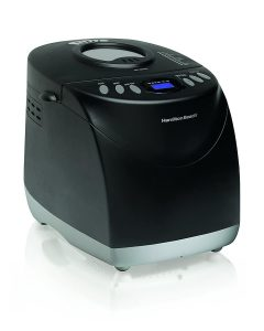 Hamilton Beach (29882) Programmable Bread Maker, Black