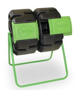 FCMP Outdoor-Dual Body Tumbling Composter