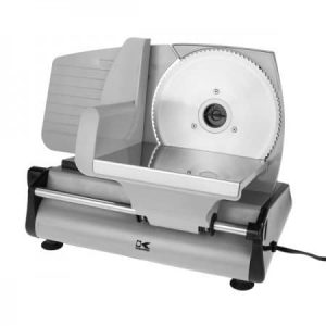 Kalorik Professional Grade Safety Guard Food Slicer