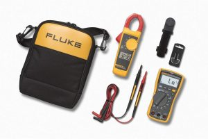 Fluke 117:323 KIT Clamp or Multimeter Meter Combo Kit