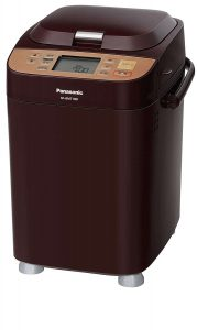 Panasonic 1 loaf type home bakery Brown SD-BMT1001