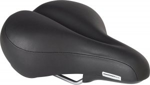 Diamondback Men's Pillow Top Bicycle Saddle