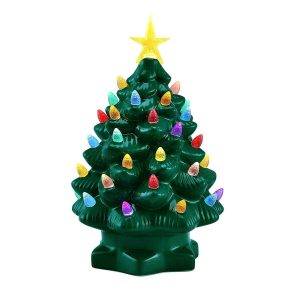 Mr. Christmas 10-Inch Nostalgic Christmas Tree
