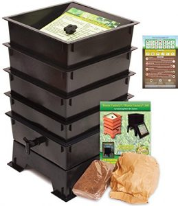 The Squirm Firm- Worm Factory DS4BT Worm Composting Bin