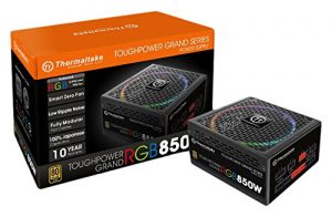 Thermaltake Toughpower Ultra Quiet Grand RGB 850W Power Supply