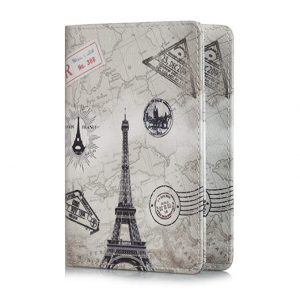 Vosuoloty Passport Cover Holder