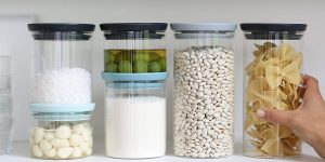 Top 10 Best Glass Canister in 2018 – Glass Storage Jar