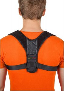 Leramed- Posture Corrector Back Brace for Men and Women