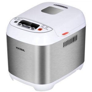Bread Machine, 12 Programs, Automatic Bread Maker