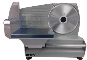 Nesco FS-160 180-Watts Stainless Steel Food Slicer