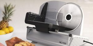 Top 10 Best Electric Meat Slicers in 2021 – Reviews