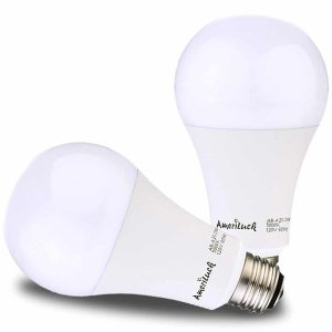 AmeriLuck 3-Way 20 watt LED Light Bulb A21Omni-Directional