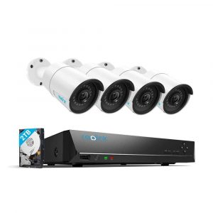 Reolink 4MP 8CH 1440P PoE Video Surveillance System