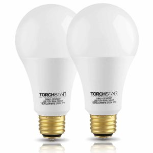 TORCHSTAR-Way 40:60:100W ENERGY STAR LED A21 Light Bulb