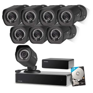Zmodo Simplified PoE Full HD 1080p Security Camera System