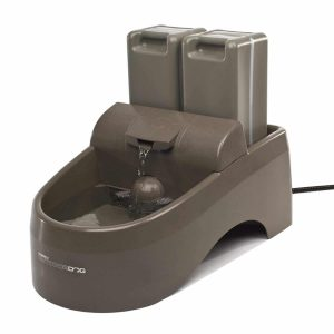 PetSafe Drinkwell 450 oz. Water Capacity Dog Fountain