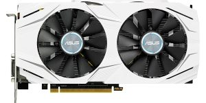 ASUS GeForce GTX 1060 6GB Dual-Fan OC Edition VR