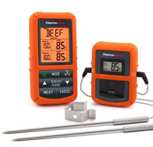 ThermoPro TP20 Wireless Digital Food Meat Dual Probe Thermometer